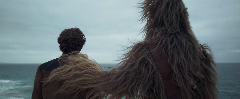Lawrence Kasdan dice Solo: A Star Wars Story 'es una historia de amor entre Han y Chewie'
