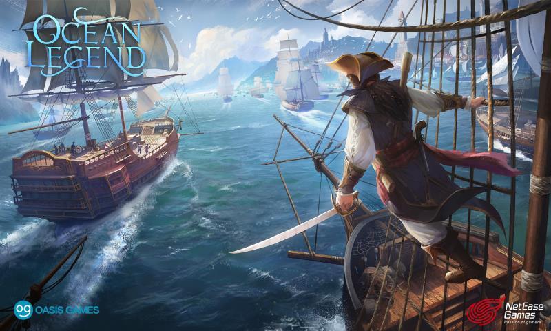 Swashbuckling MMORPG Ocean Legend llega a Android e iOS