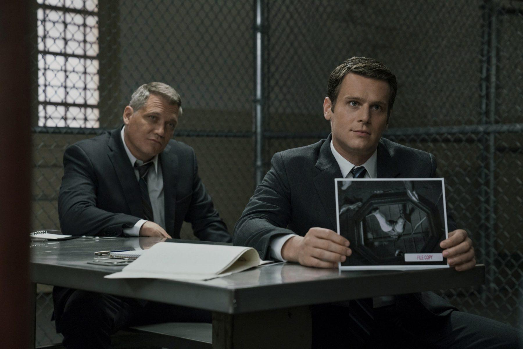 David Fincher regresará como director de Mindhunter temporada 2, con Andrew Dominik a cuestas