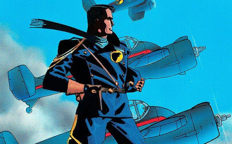 Steven Spielberg dirigirá la película de DC Blackhawk