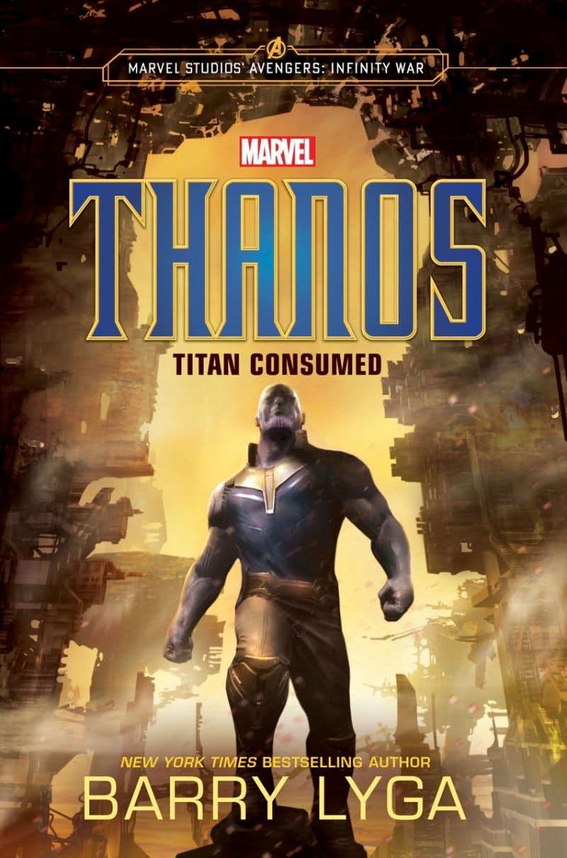 Marvel explorará el origen de Thanos con Thanos - Titan Consumed