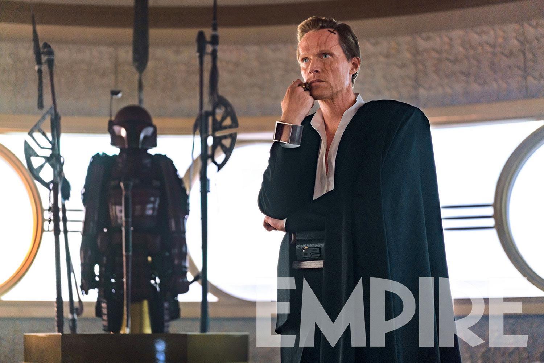 Nuevo Solo: ¿Imágenes de una historia de Star Wars con Han, Dryden Vos y un Mandaloriano?
