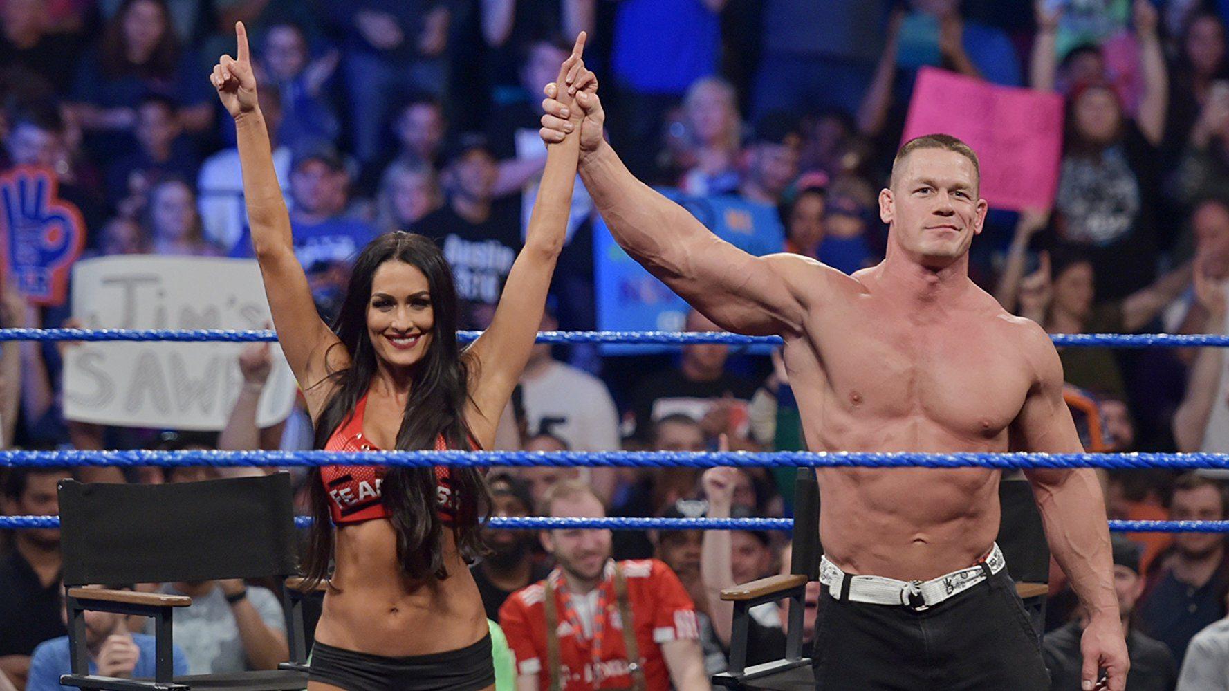 Resumen de las noticias de la lucha diaria - John Cena y Nikki Bella anuncian la ruptura, los resultados de ROH Masters of the Craft