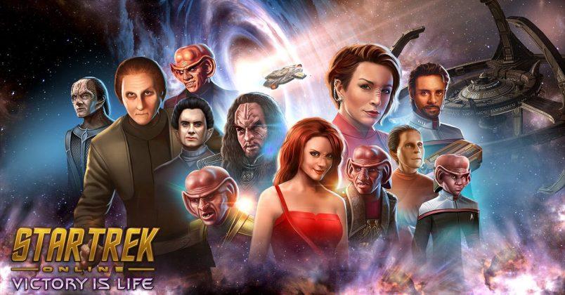 Star Trek Online revela la lista del elenco de DS9 para la última expansión