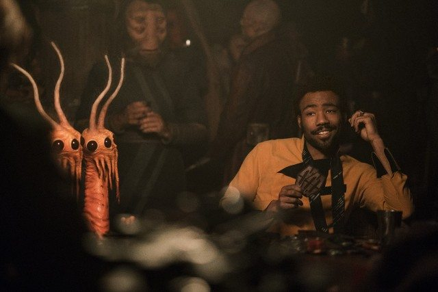 Donald Glover cree que ser fanático de Lando mejoró su desempeño en Solo: A Star Wars Story
