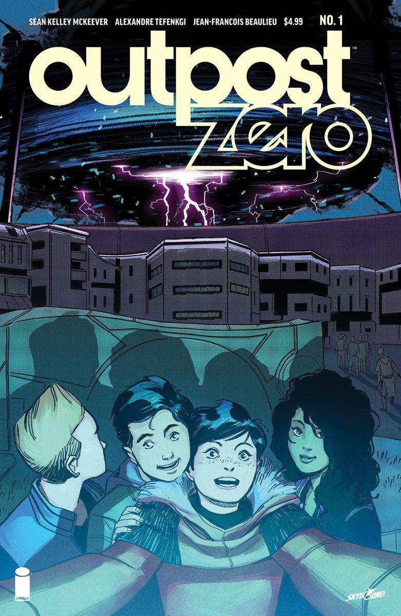 Descubre la ciudad más pequeña del universo en Outpost Zero