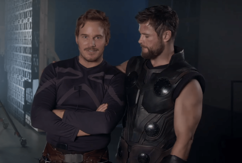 Avengers: Infinity War presenta la familia Marvel