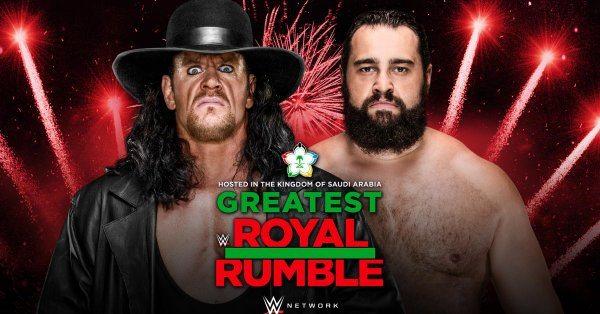 Resumen de noticias de lucha libre diaria: se anuncia un partido sorprendente para el evento 'The Greatest Rumble Ever', se confirma el partido por el título por reacción violenta, nuevo campeón coronado en Smackdown