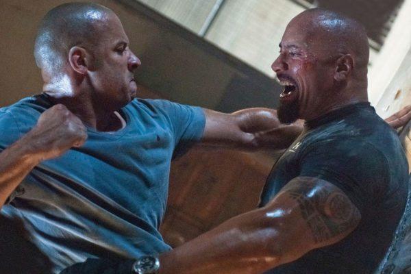 Dwayne Johnson podría no aparecer en Fast & Furious 9 después de la pelea de Vin Diesel