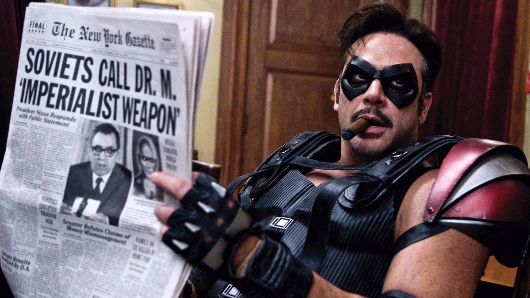 Jeffrey Dean Morgan elogia a los Watchmen de Zack Snyder como