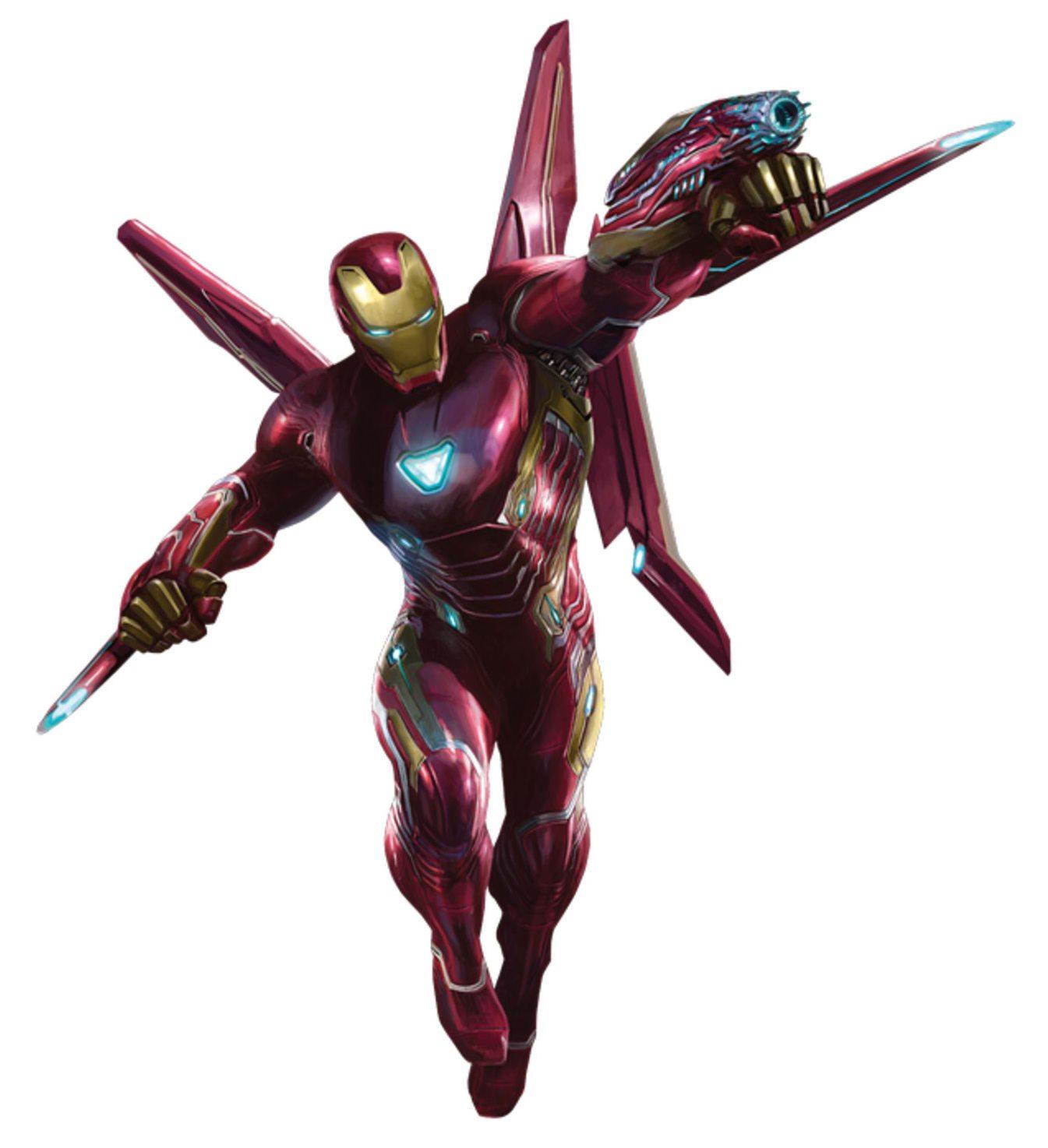 El arte promocional de Avengers: Infinity War ofrece una nueva mirada a los personajes de la superproducción de Marvel