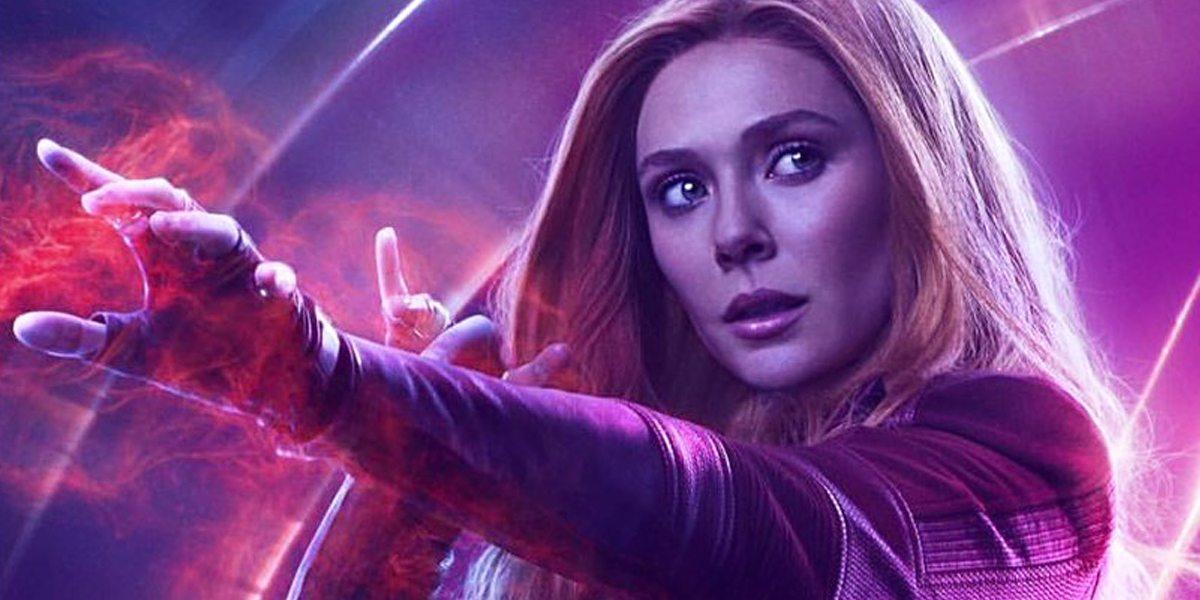 Elizabeth Olsen en una película en solitario de Scarlet Witch y si podemos ver sus orígenes recontados una vez que los mutantes lleguen al MCU