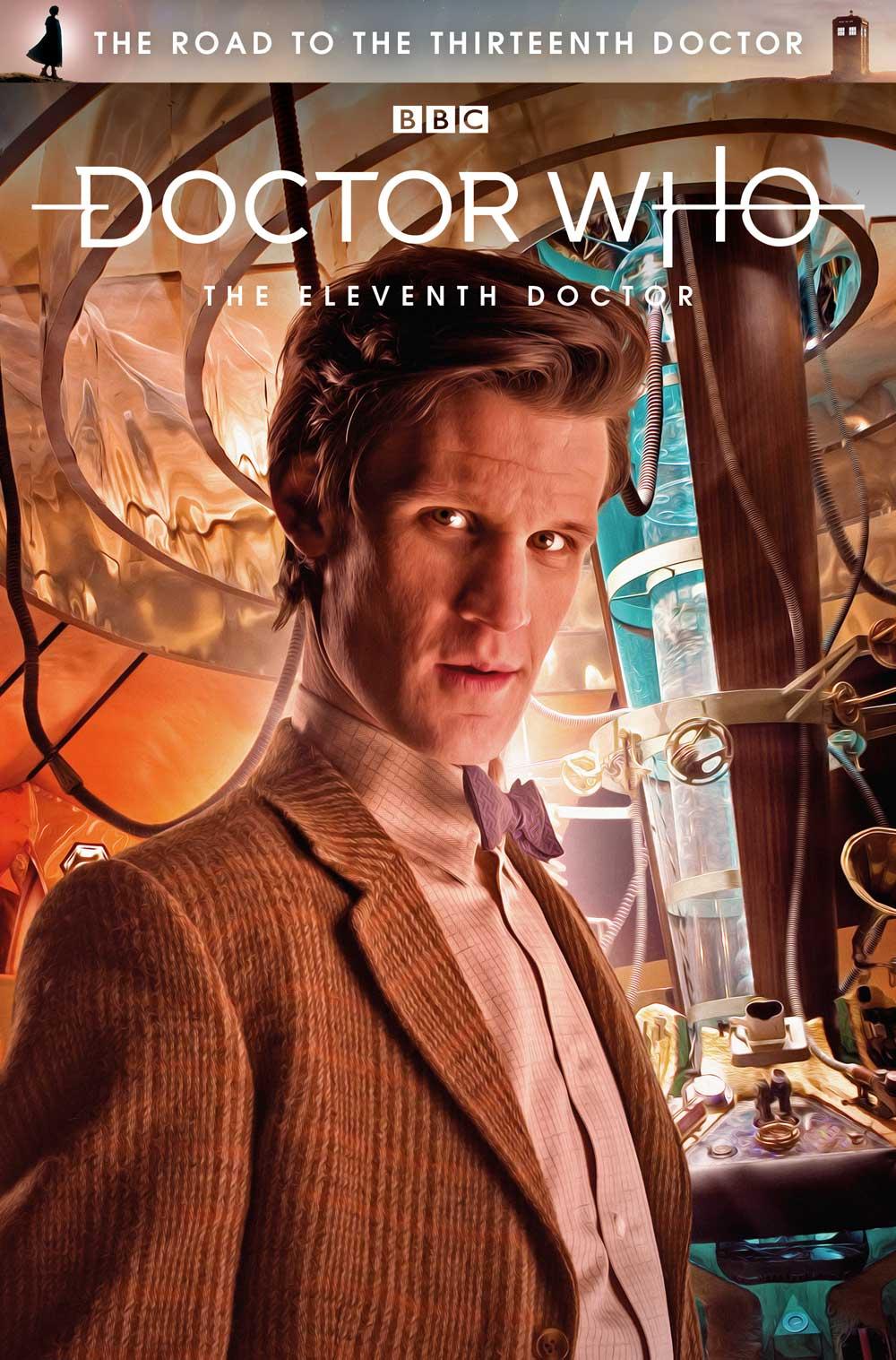 Titán y BBC anuncian el evento Doctor Who El camino hacia el decimotercer doctor