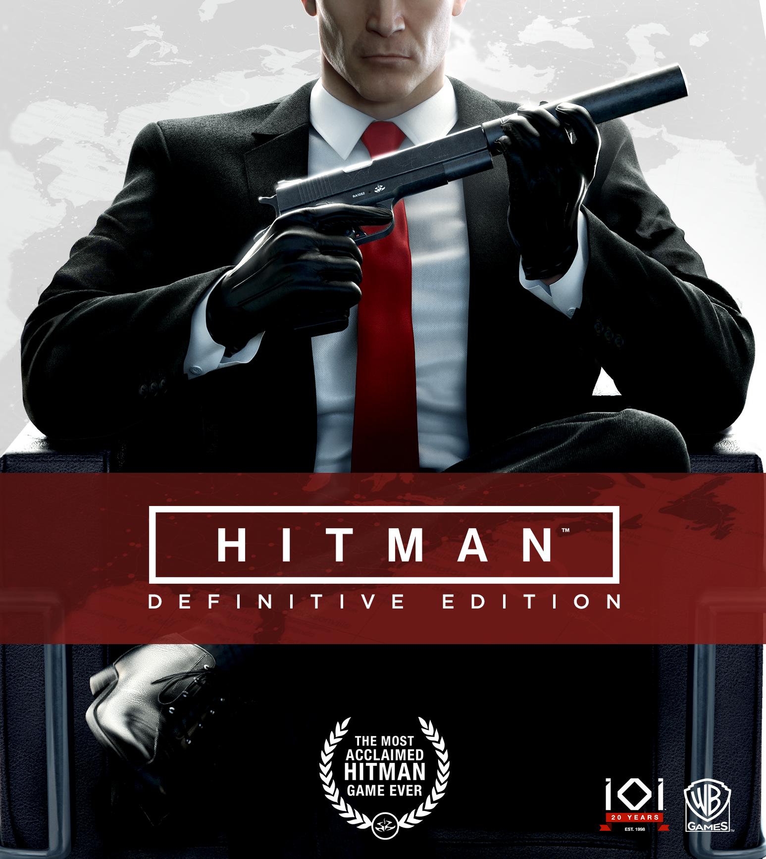 Warner Bros. y IO Interactive se unen para llevar Hitman: Definitive Edition a la venta