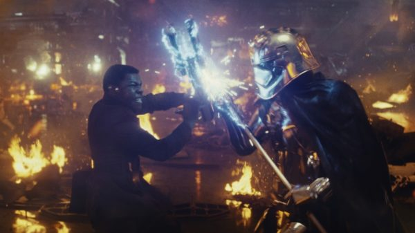 Rian Johnson revela por qué cortó tantas escenas de Finn de Star Wars: The Last Jedi