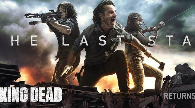 The Walking Dead busca transformarse de nuevo en 'una temporada 4, temporada 5 tipo de ambiente' bajo nuevo showrunner