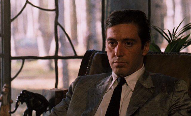 Al Pacino sobre ser digitalmente envejecido para The Irishman de Martin Scorsese