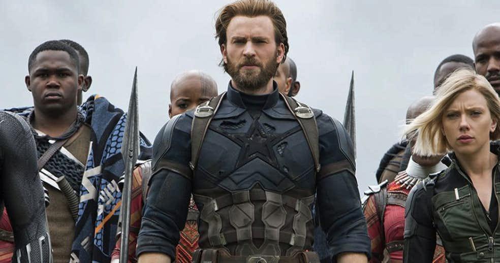 Chris Evans dice que extrañará todo sobre el Capitán América