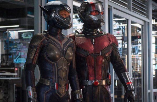 Según los informes, Marvel's Ant-Man and the Wasp está siendo resubido
