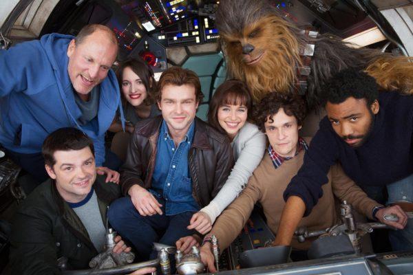 Chris Miller aborda brevemente los últimos rumores de Solo: A Star Wars Story