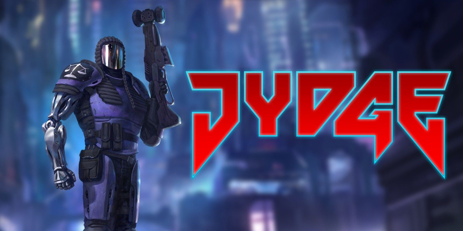 Future Shooter Jydge ahora disponible para Android en Google Play