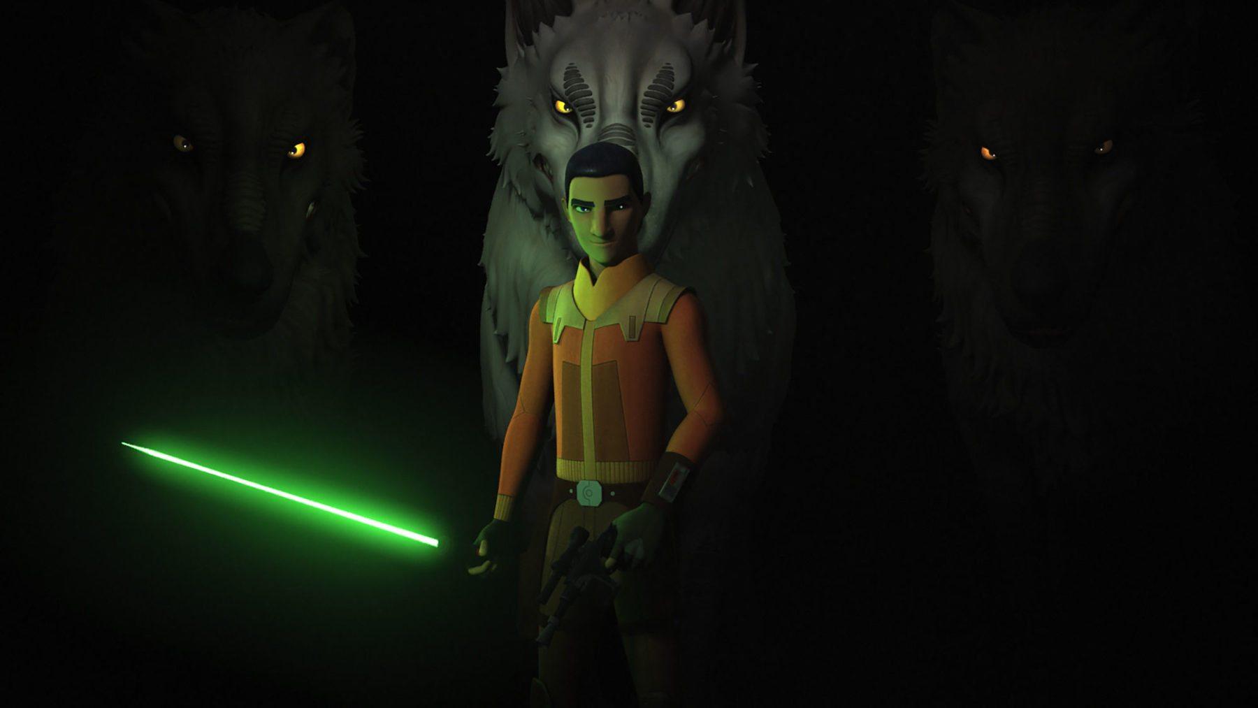 El actor de Star Wars Rebels tiene la esperanza del regreso de Ezra