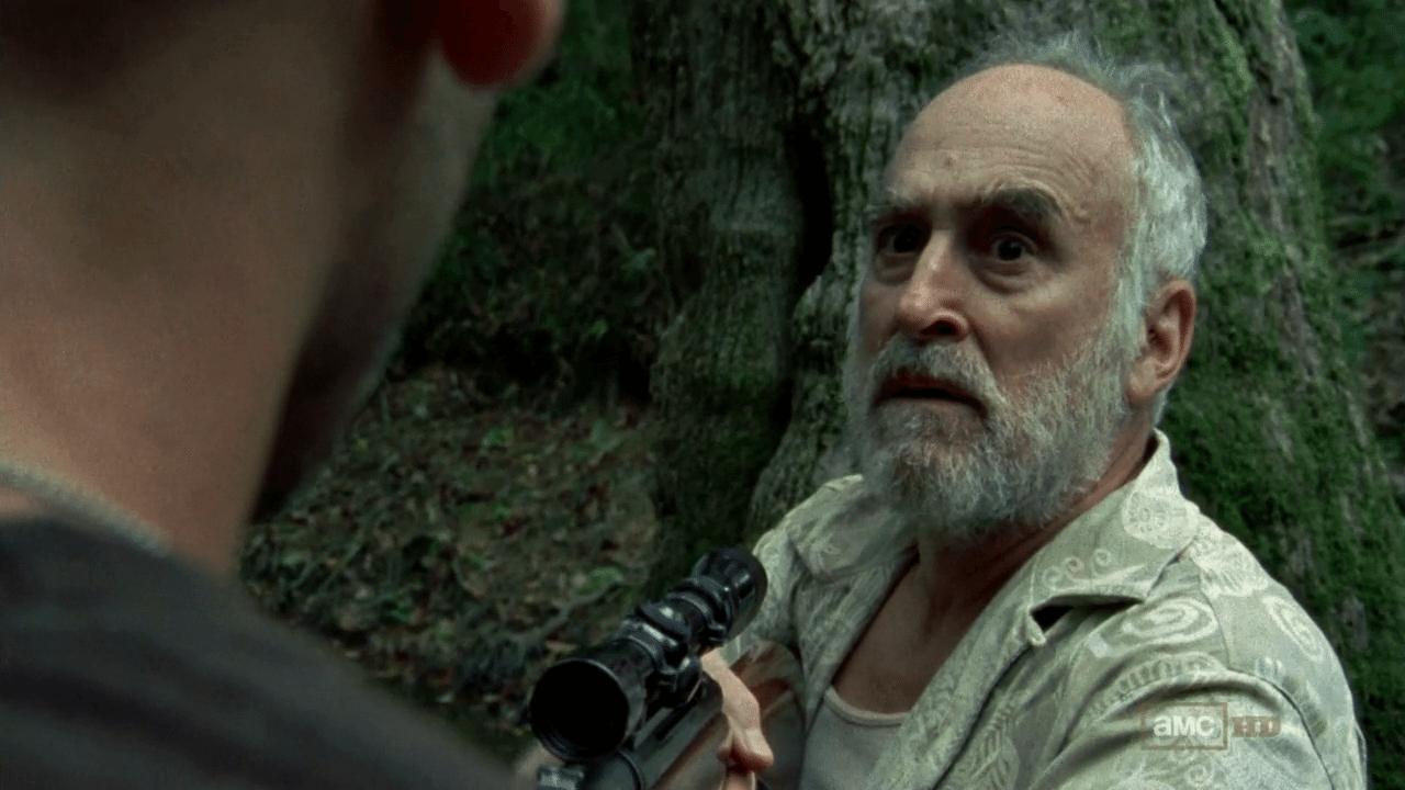 La ex estrella de The Walking Dead pidió que mataran a Dale
