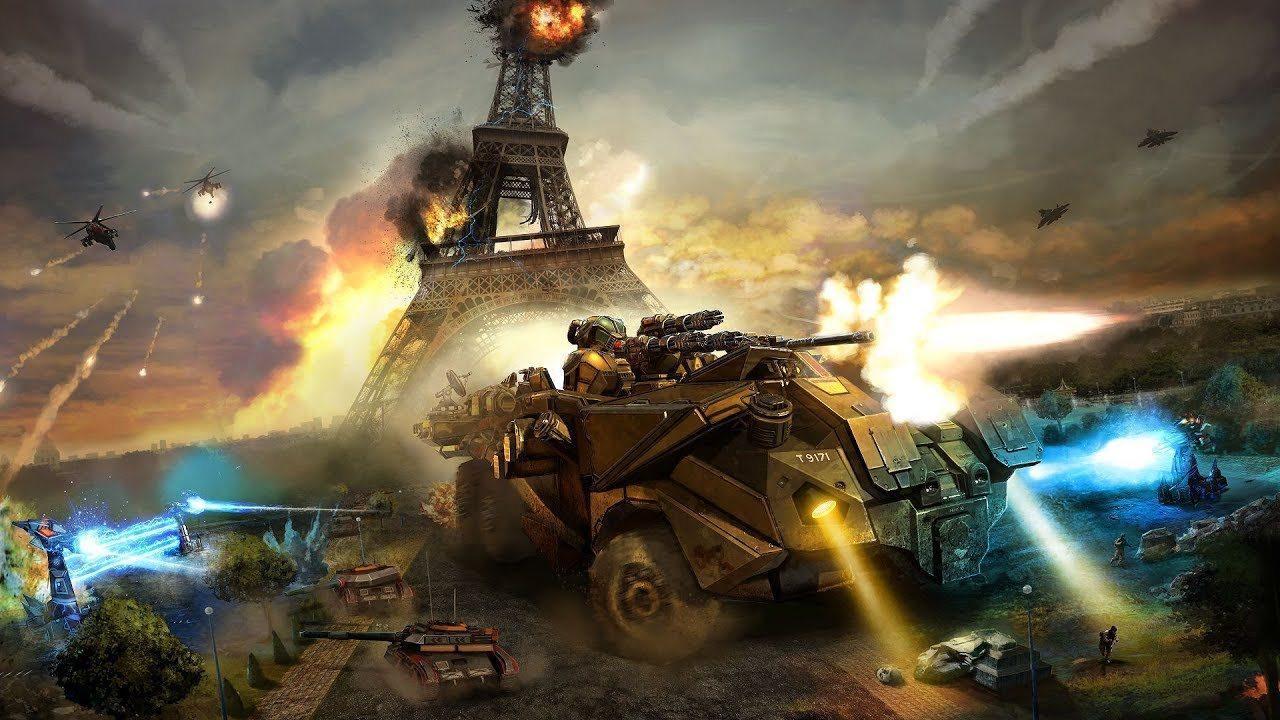 El DLC europeo de asalto llega para X-Morph: Defense