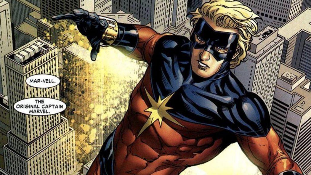 Mar-Vell de Jude Law visto en las nuevas fotos del set Capitán Marvel