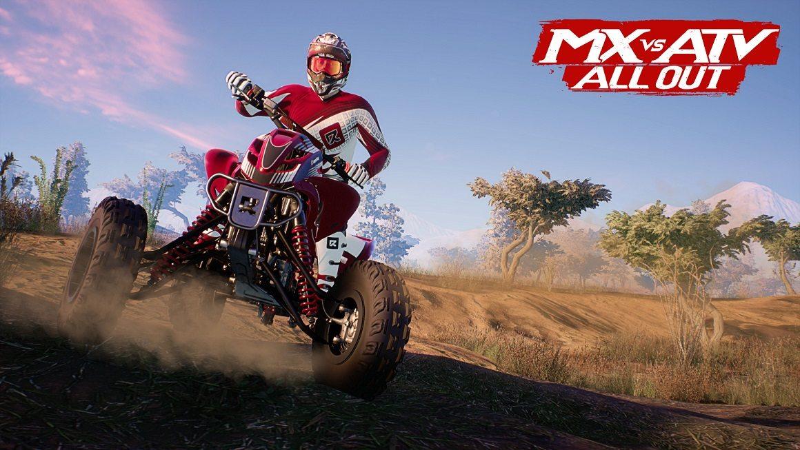 MX vs ATV All Out disponible ahora para aquellos que pre-ordenaron