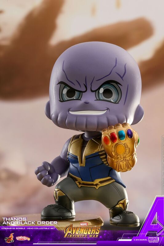 Thanos-and-Black-Order-Infinity-War-Cosbaby-set-4