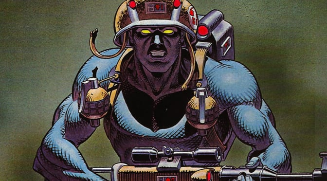 ACTUALIZACIÓN: Duncan Jones dirigirá la adaptación de cómic de 2000 AD Rogue Trooper