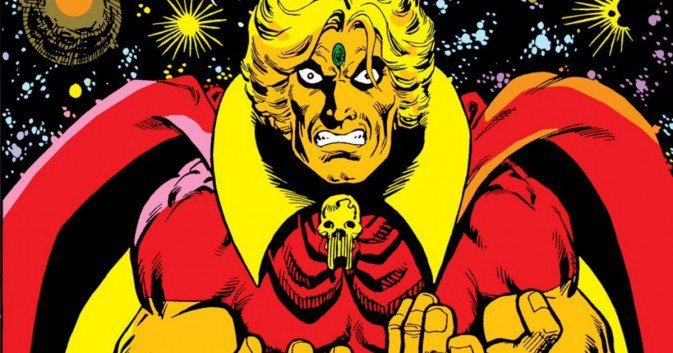 Adam Warlock fue considerado para Marvel's Avengers: Infinity War