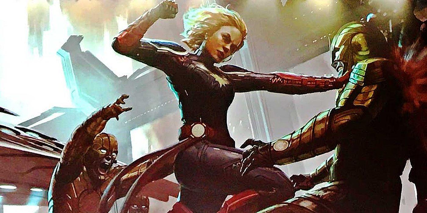 Annette Bening se une al Capitán Marvel
