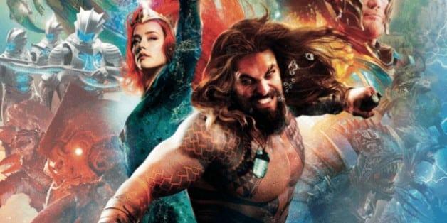 Aquaman calificó a PG-13 por 'violencia de ciencia ficción, acción y algo de lenguaje'