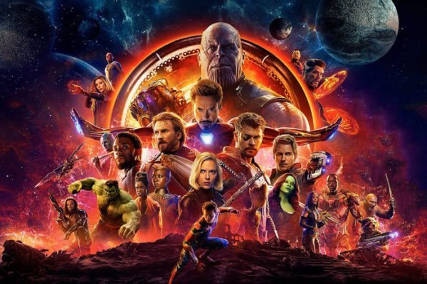 Avengers: Infinity War alcanza los $ 2 mil millones en la taquilla global