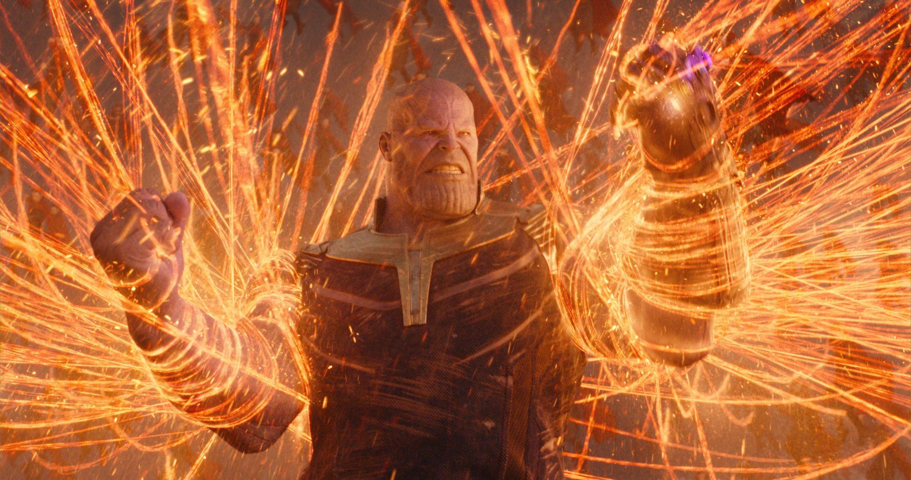 Avengers: Infinity War obtiene un lote de imágenes de alta resolución que muestran al Titán Loco y más