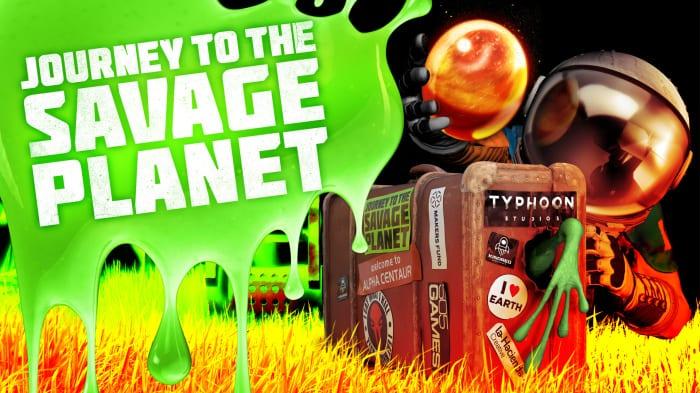 Aventura en primera persona Journey to the Savage Planet anunciado por Typhoon Studios y 505 Games