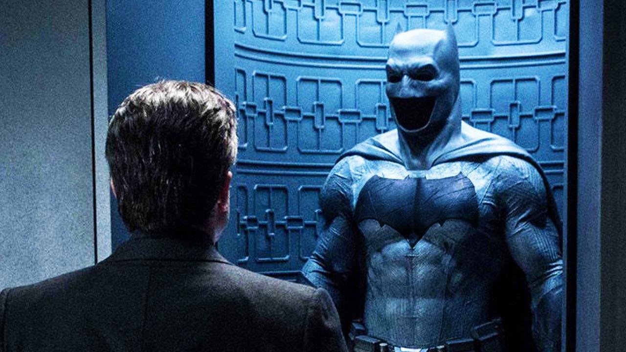 Batman obtiene la fecha de lanzamiento de 2021 cuando Ben Affleck sale oficialmente del papel