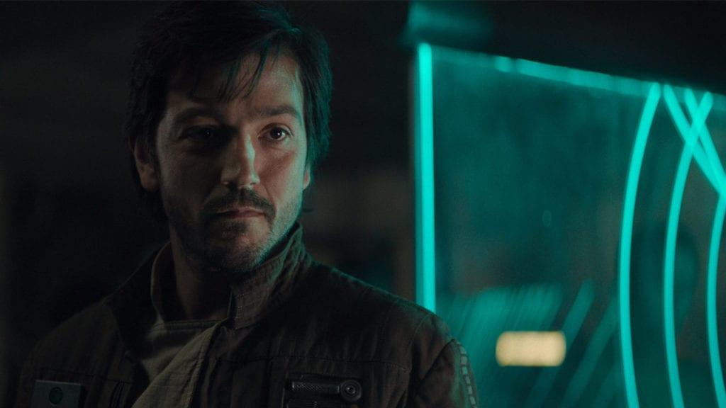 Cassian Andor de Rogue One dirigirá una nueva serie de televisión de Star Wars