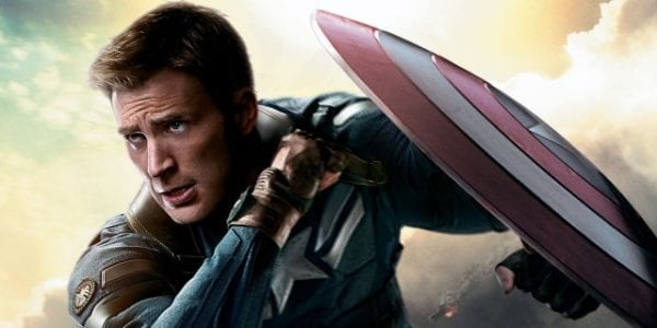 Capitán América Chris Evans 600x300