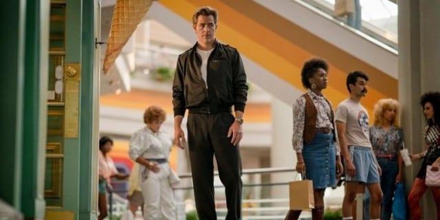 Chris Pine se enteró del regreso de Steve Trevor en Wonder Woman 1984 durante la producción de la primera película