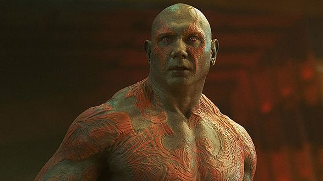 Dave Bautista sobre la defensa de James Gunn sobre Guardians of the Galaxy Vol.  3 disparos