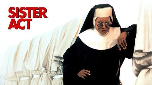 Disney desarrolla Sister Act 3, pero Whoopi Goldberg es poco probable que participe