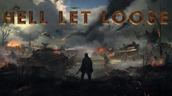 El equipo 17 anuncia el tirador de la Segunda Guerra Mundial basado en pelotones Hell Let Loose