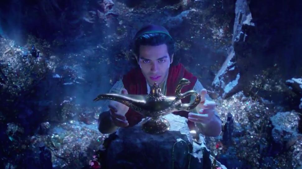 El guionista original de Aladdin descontento con Disney por el remake de acción en vivo