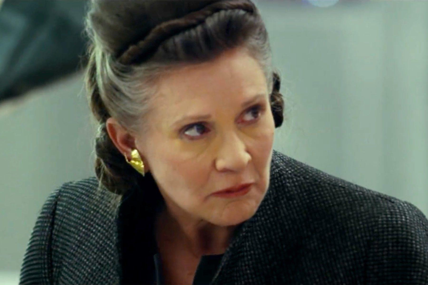 El hermano de Carrie Fisher comenta sobre su inclusión en Star Wars: Episodio IX