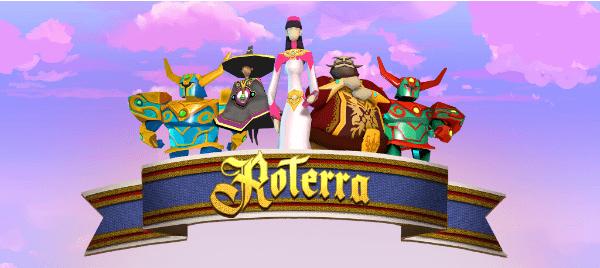 El rompecabezas de cuento de hadas Roterra ahora disponible en la App Store