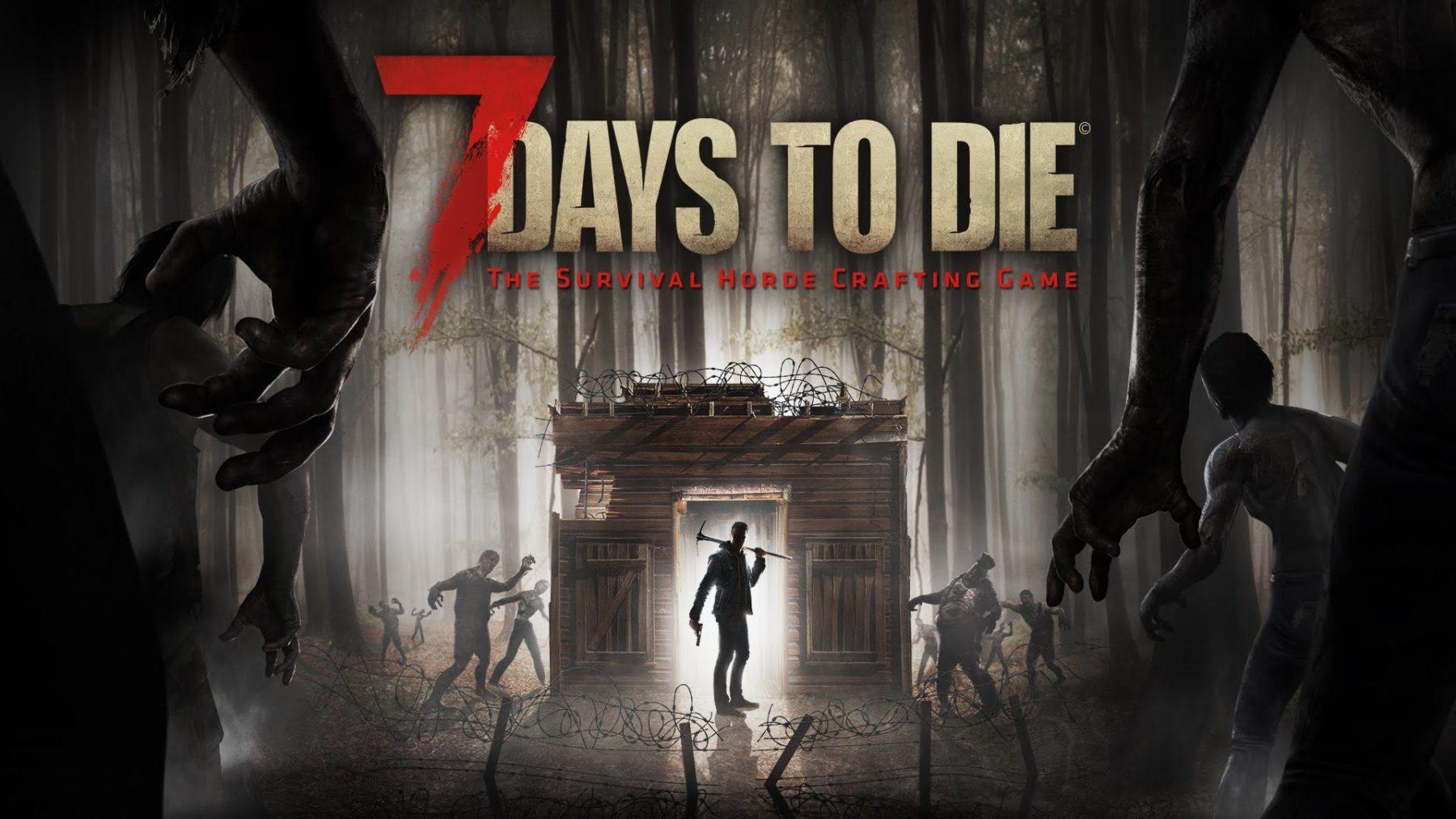 El trailer de 7 Days to Die Alpha 18 detalla nuevos libros