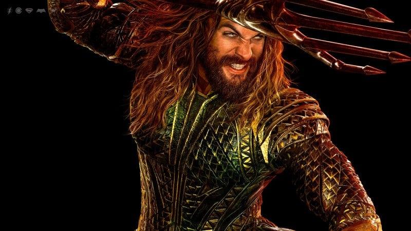 El trailer de Aquaman estará con nosotros esta semana después del debut de CineEurope